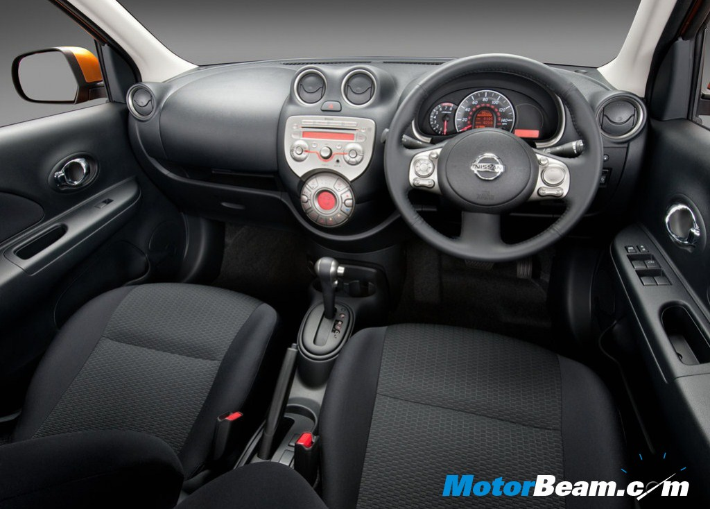 2011 Nissan Micra Interior Complete Nissan Micra Details Are Here