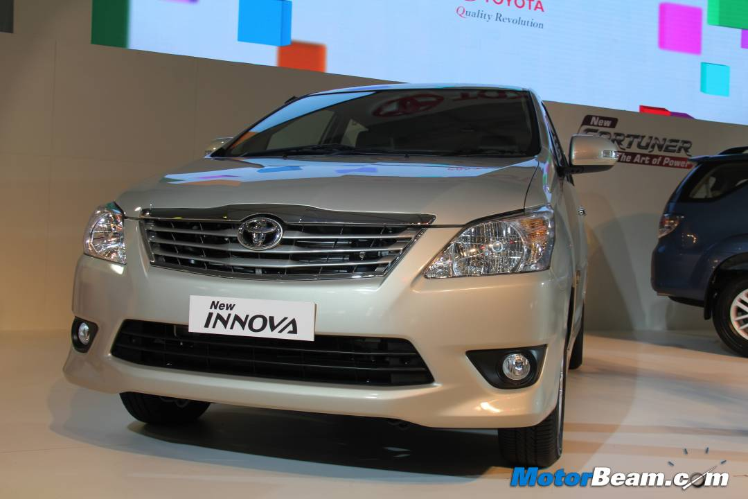 Is Toyota Taking The Innova Lightly?