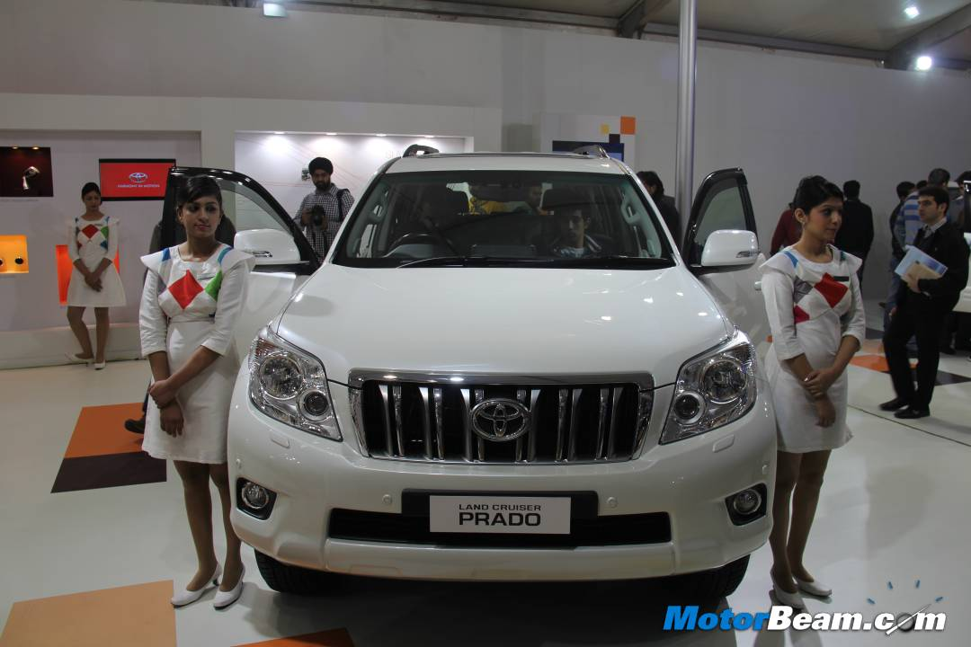 Toyota Prado Diesel – Details and Pictures | MotorBeam – Indian ...
