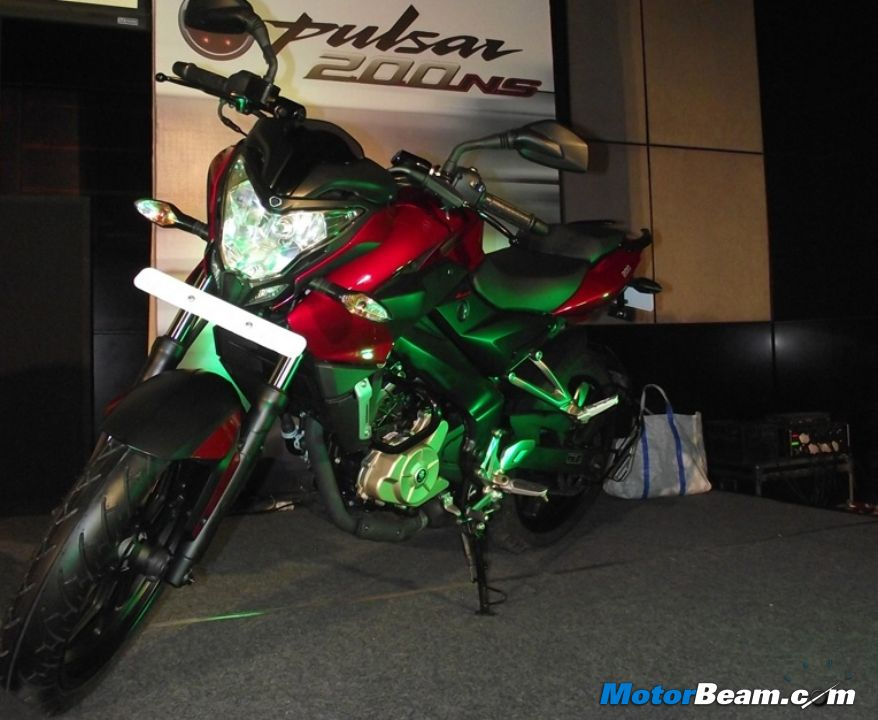 Tricky World Pulsur 200ns Launched In India