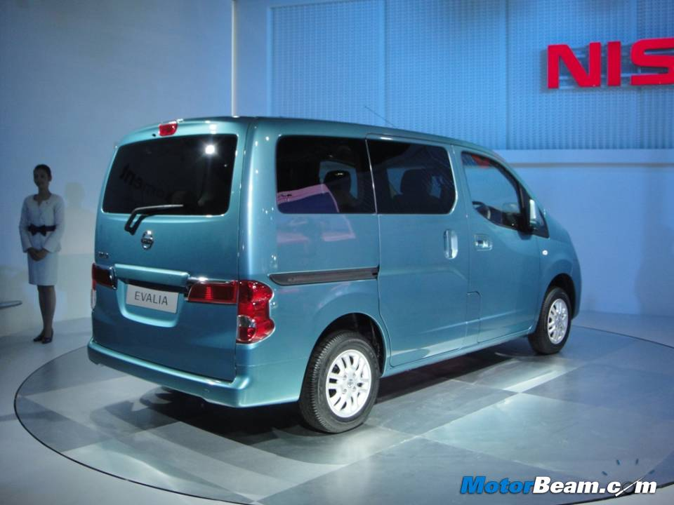 suv nissan car price in india 7 seater autos weblog. Black Bedroom Furniture Sets. Home Design Ideas