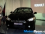 Renault Fluence Launch