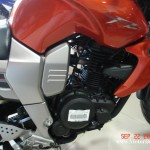 fz16 engine 150x150 Yamaha FZ16 Review