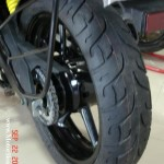 fz16 rear tire 150x150 Yamaha FZ16 Review
