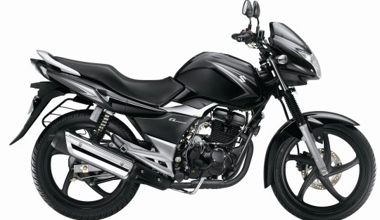 Is it true? New Sporty Look model of GS-150 is coming to Pakistan? - suzuki gs150r picture gallery