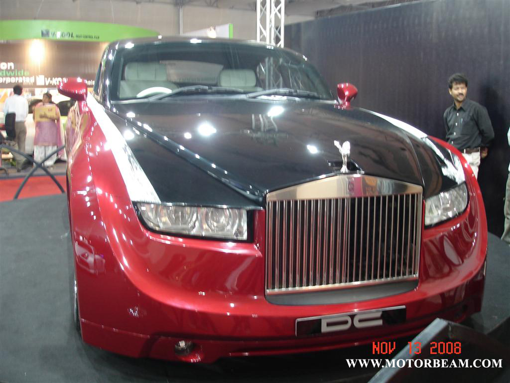 Rolls Royce Pimped By DC