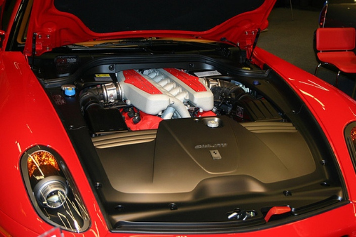 Ferrari 599 Gtb Engine, Ferrari, Free Engine Image For ...