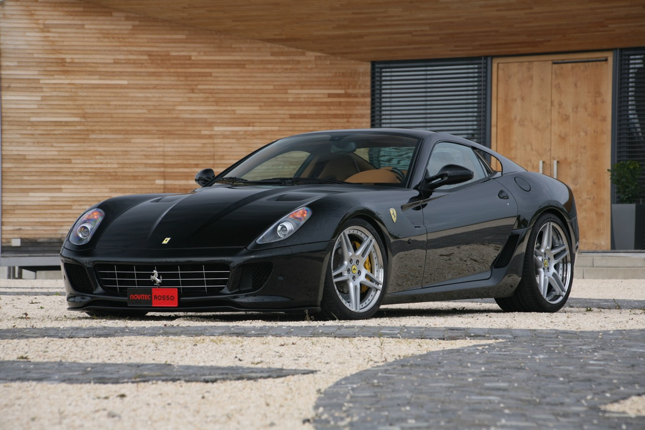 Novitec Rosso Ferrari 599 GTB Fiorano | MotorBeam - Indian Car Bike ...