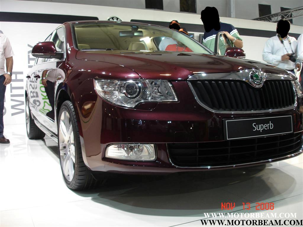 Skoda To Launch New Superb & Laura