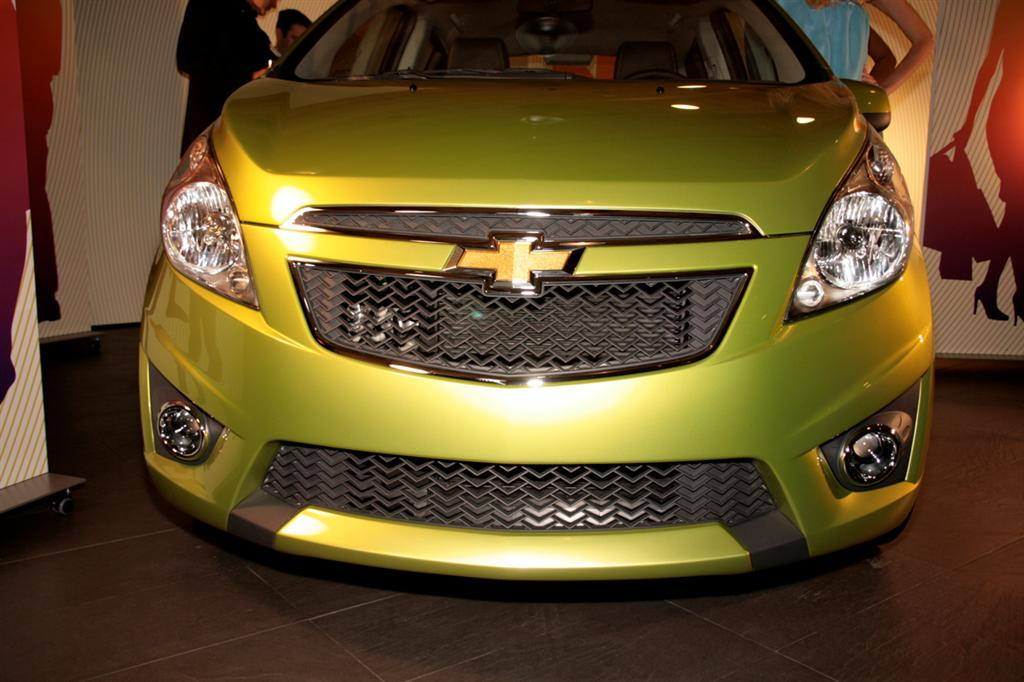 Modified Chevrolet Beat Car. The 2010 Chevrolet Beat,