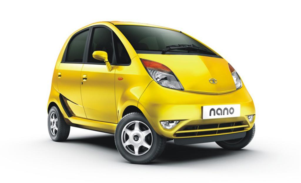 2009 Tata Nano Car  th...