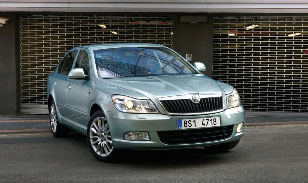 Skoda Laura 2011. about the new Skoda Laura,