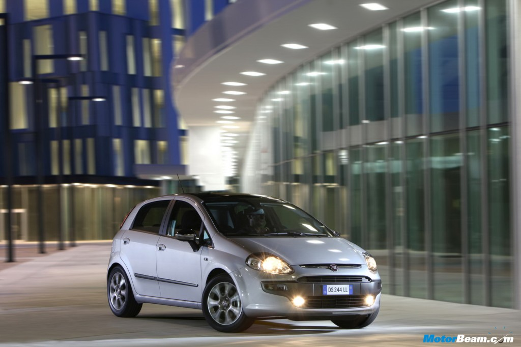 2010 Fiat Punto EVO Night
