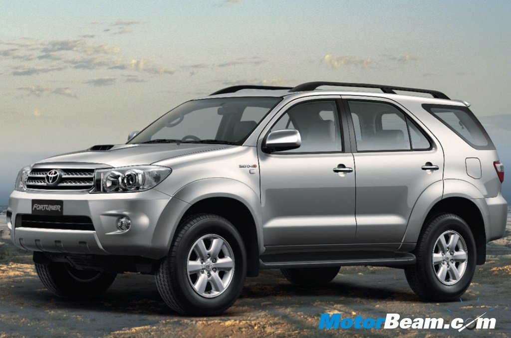 Toyota Fortuner Cars India Toyota Fortuner Price Reviews Photos Car