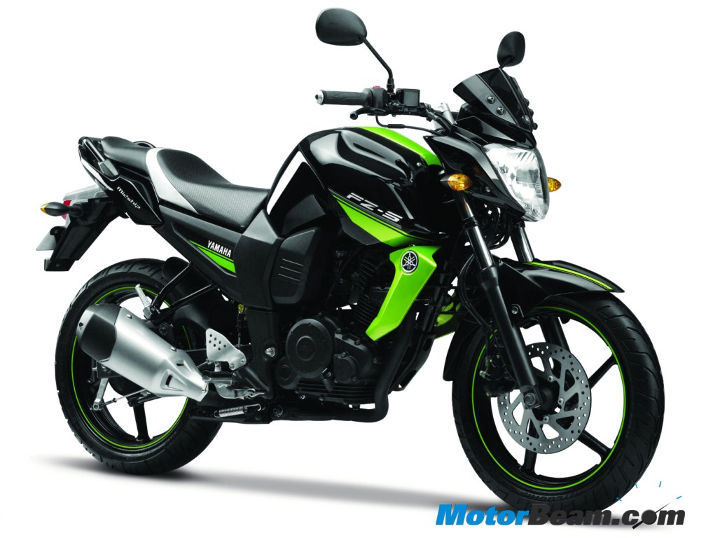 Yamaha Gives FZ Series New Colours