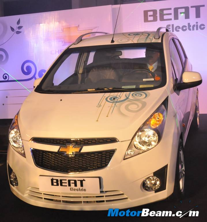 2011 Chevrolet Beat Electric