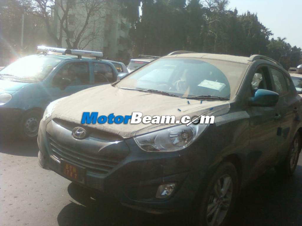 2011_Hyundai_Tucson_India