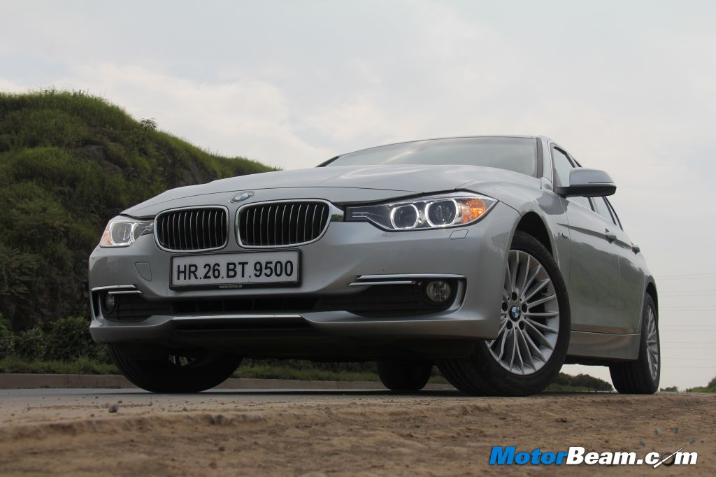 2012 BMW 320d F30 Test Drive Review