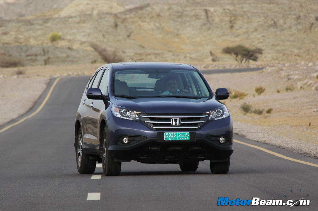 2012 Honda CR-V Road Test