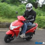 2012 Honda Dio Road Test