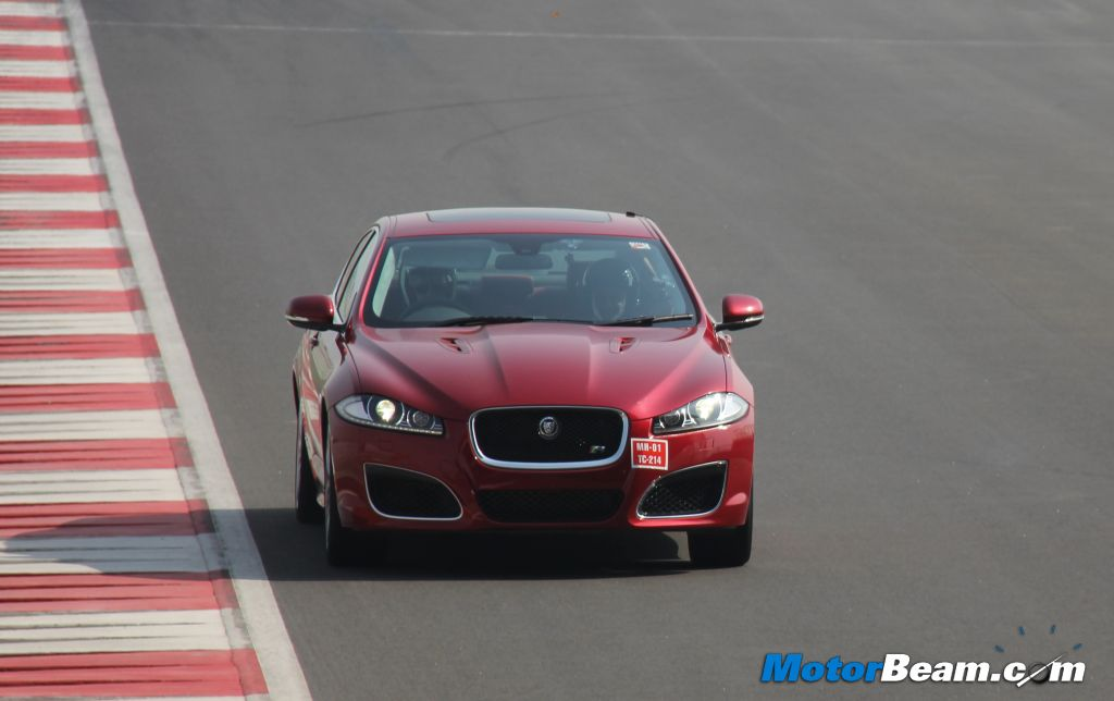 2012 Jaguar Track Day BIC