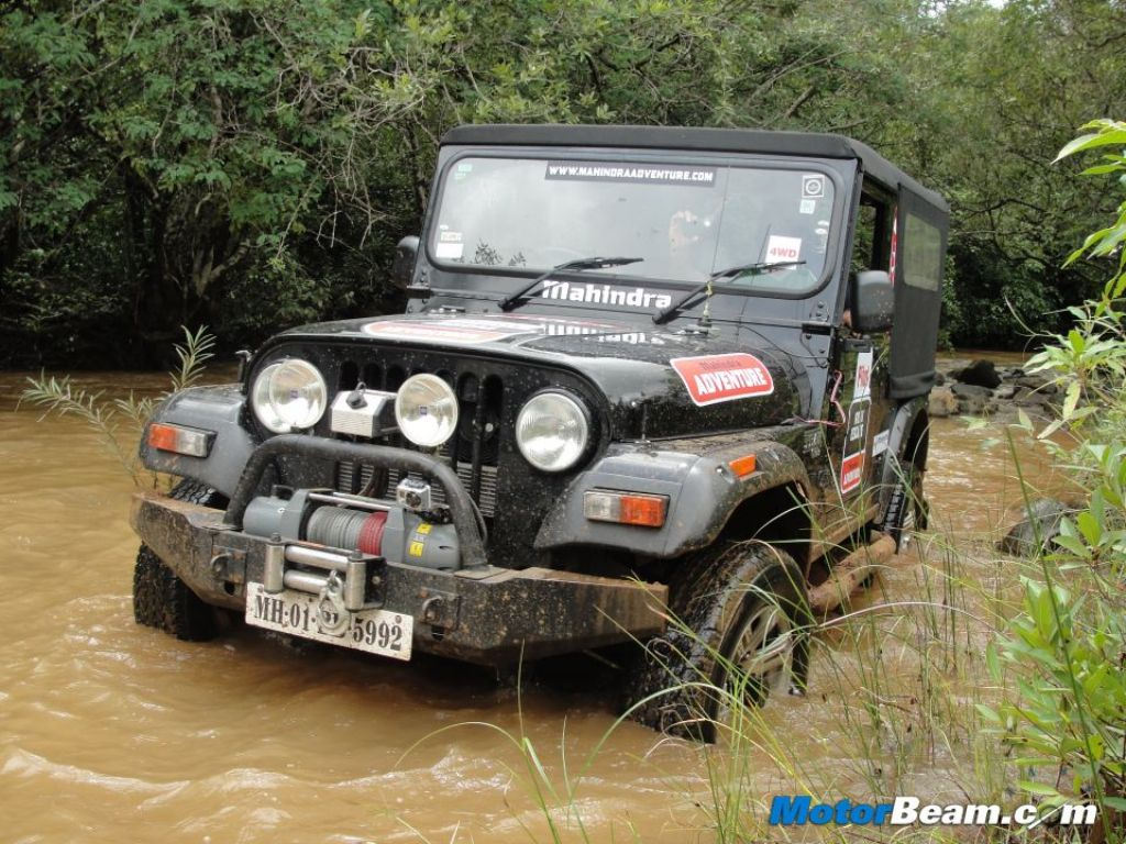 2012 Mahindra Great Escape Lonavala – Click above for picture
