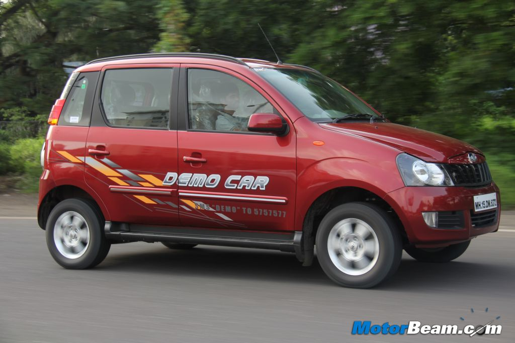 2012 mahindra quanto click above for picture gallery