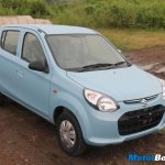2012 Maruti Alto 800 Road Test