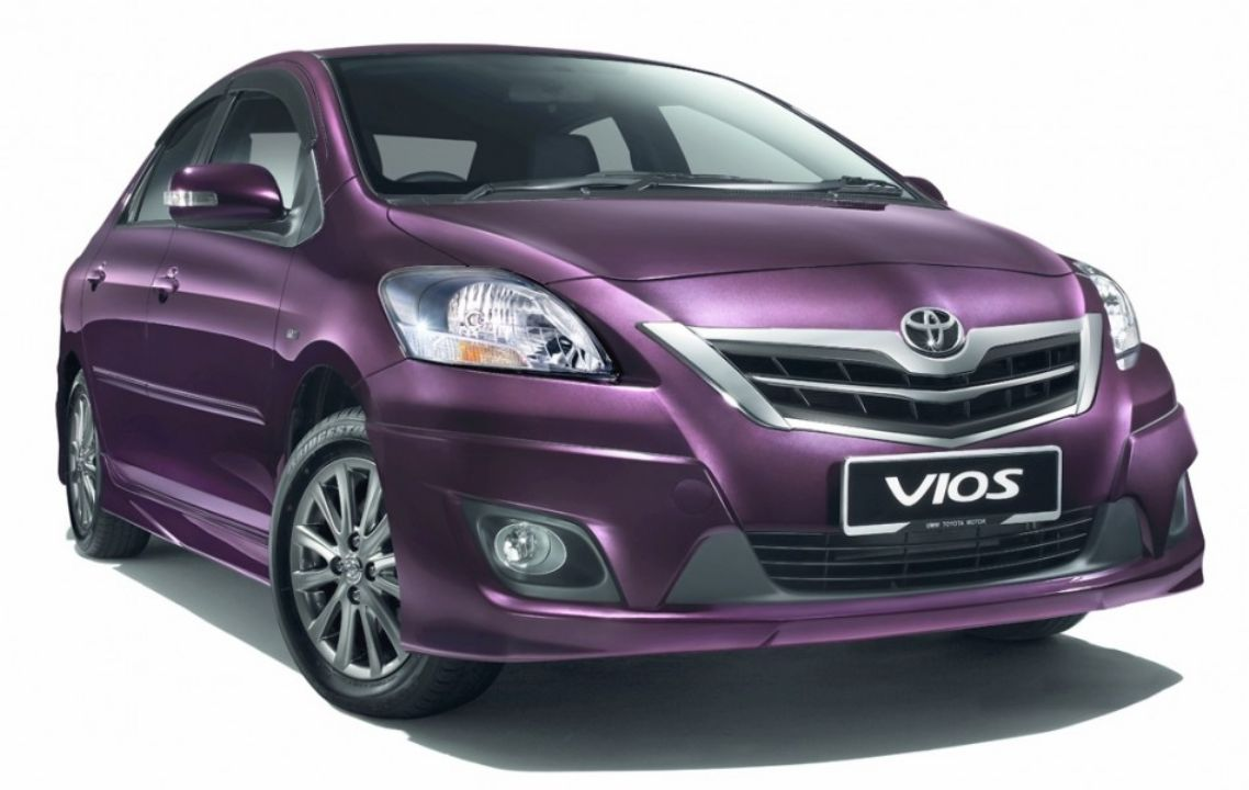 Toyota Could Launch Vios In India