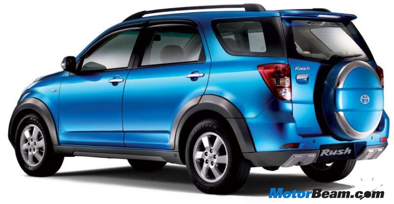 Toyota Plans Compact SUV For India