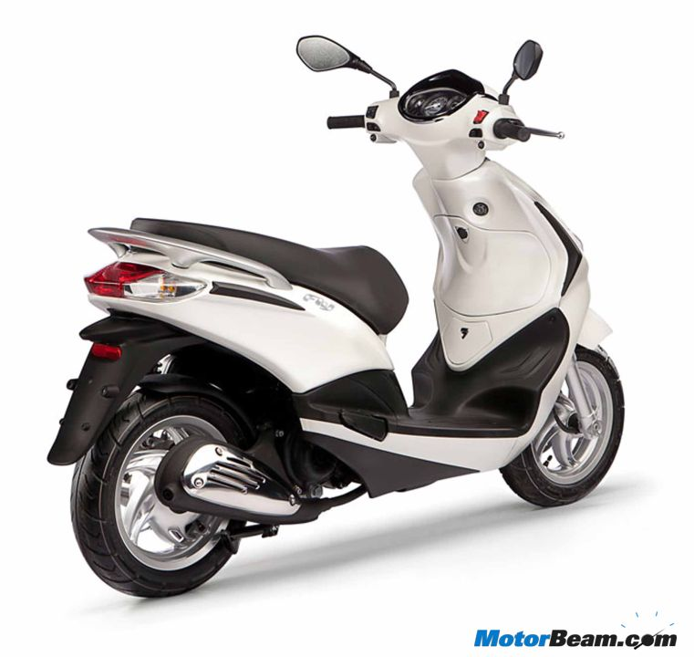 2012 piaggio fly scooter