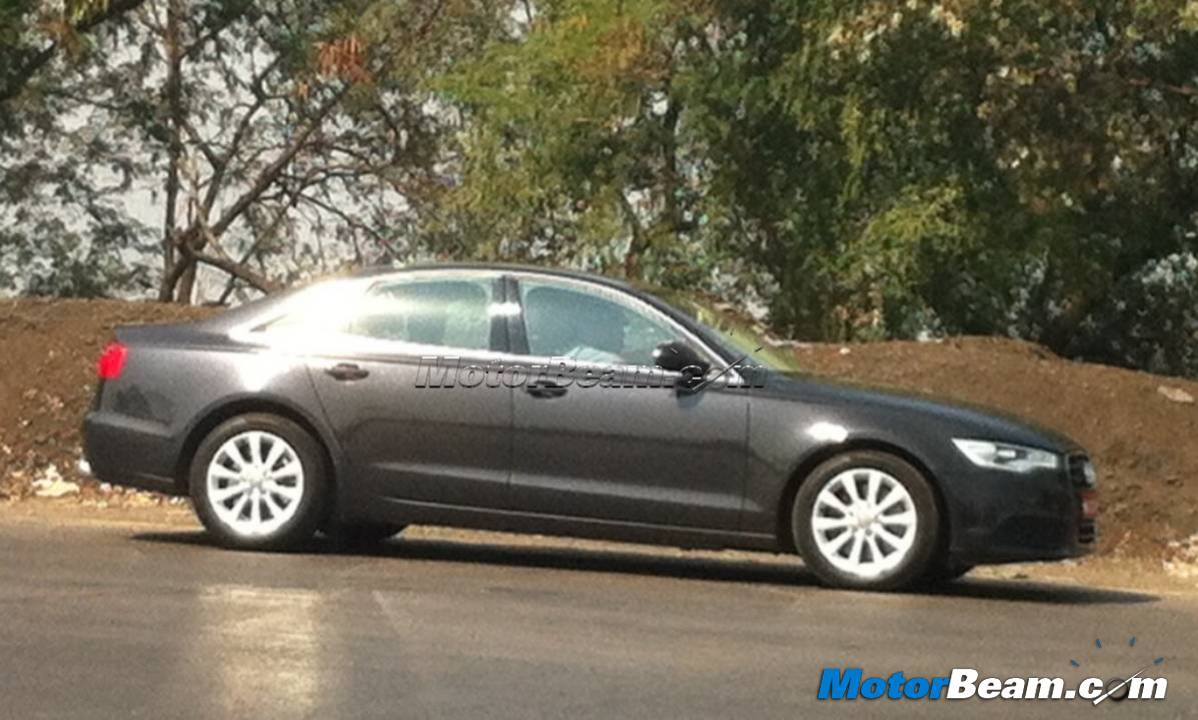 2012 Audi A4 Review India