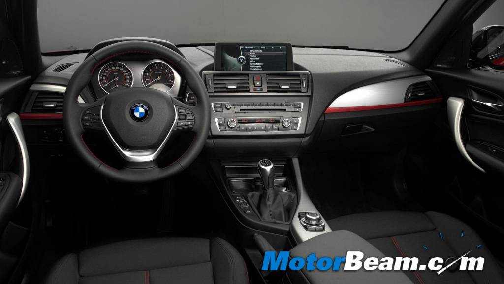 2012_BMW_1-Series_Interior