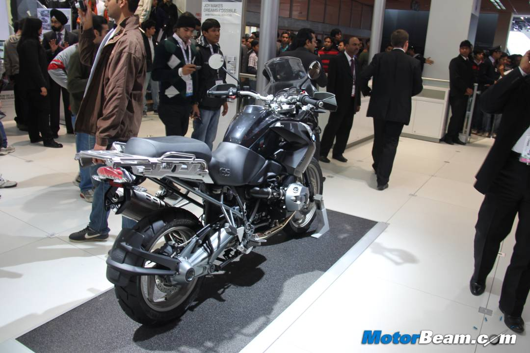 2012 BMW R1200 GS Auto Expo