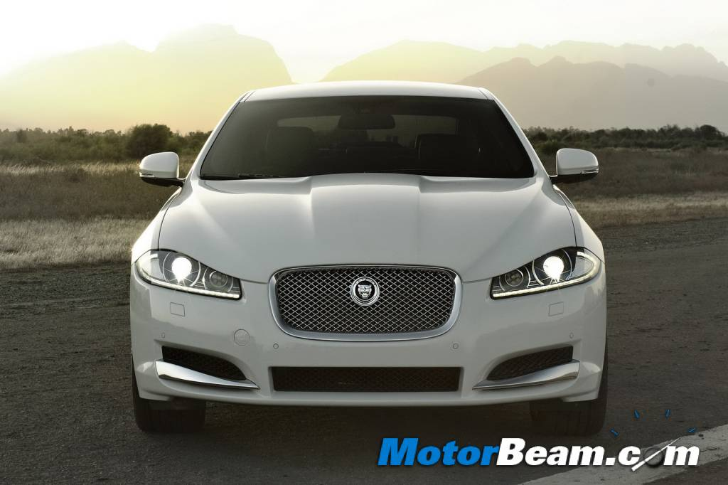 2012 Jaguar XF India