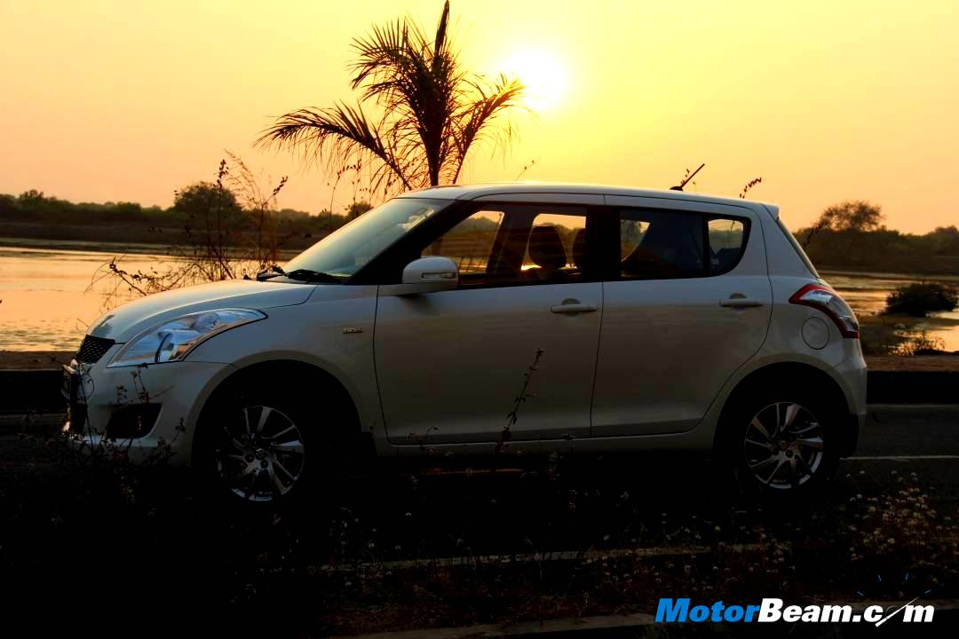 2012 Maruti Suzuki Swift Review
