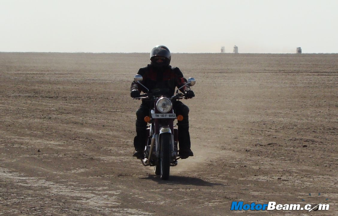 2012 Royal Enfield Rann Of Kutch