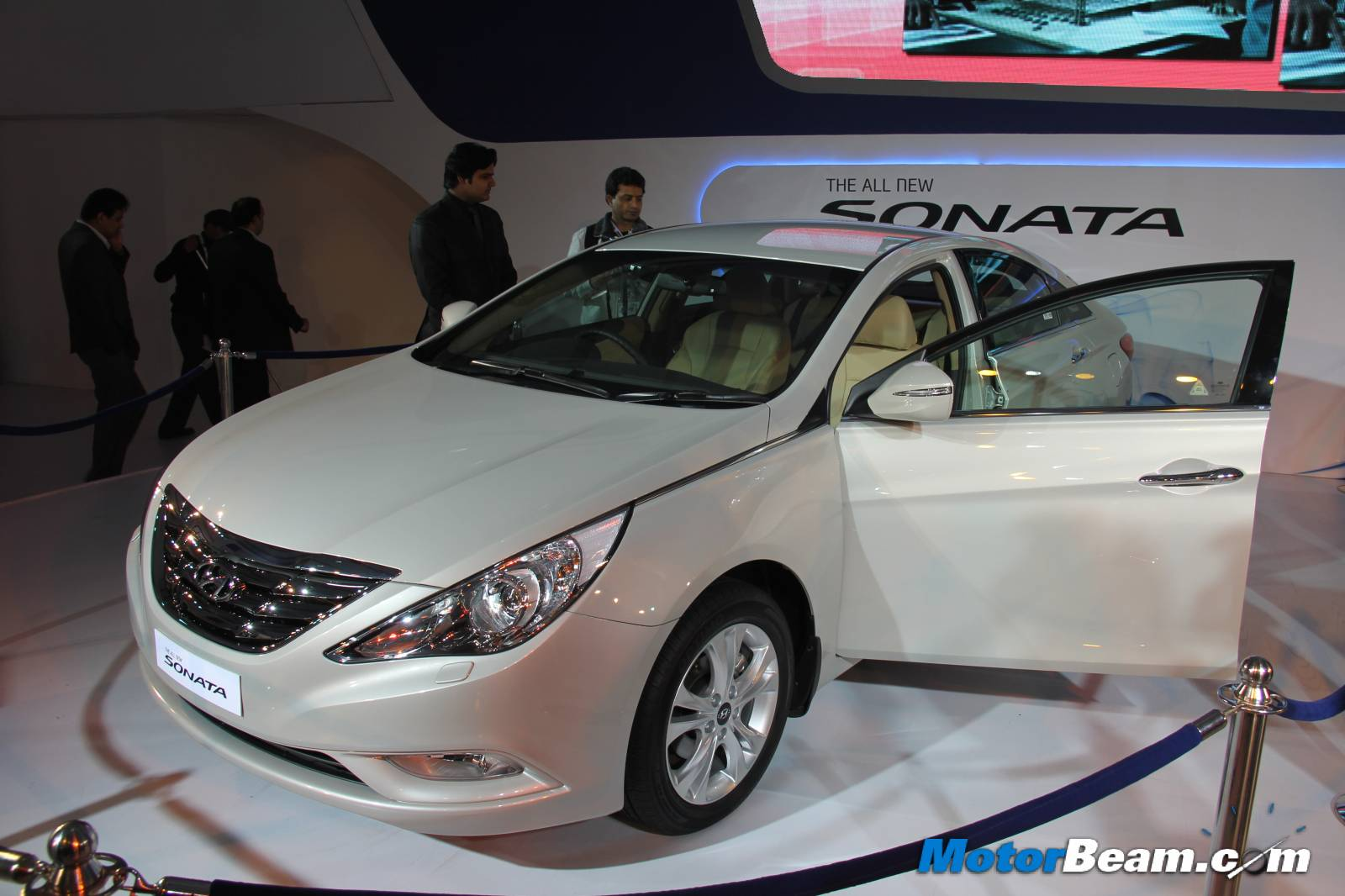 2012 Sonata Launched India