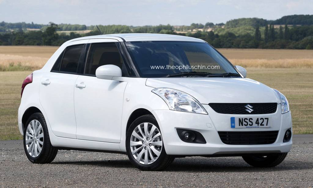 2012 Swift DZire