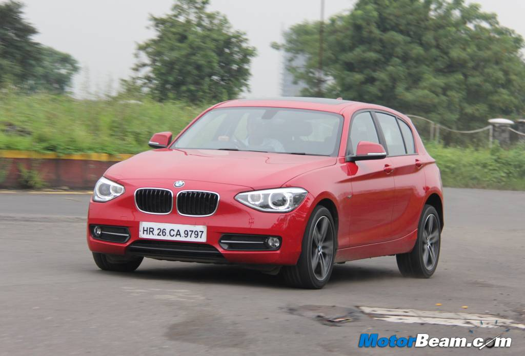 2013 BMW 1-Series Review