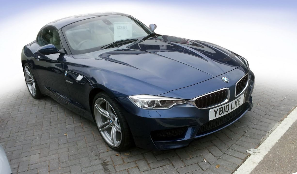 2013 BMW Z4 Facelift Speculated | MotorBeam - Indian Car Bike News ...