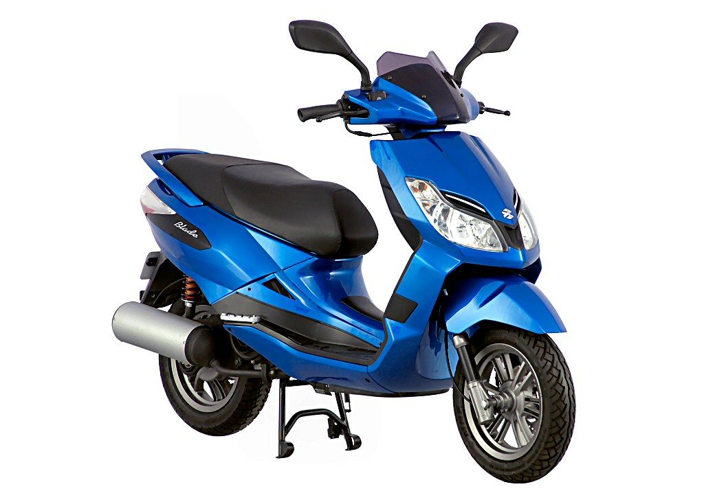2013 Bajaj Automatic Scooter