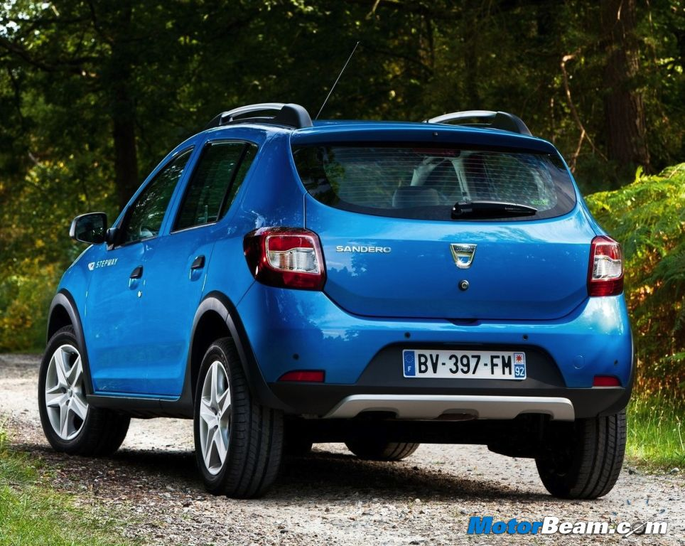 dacia sandero stepway 2013 - photo #10