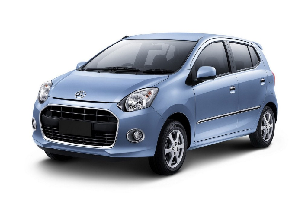 Daihatsu Unveils Small Car Ayla At IIMS