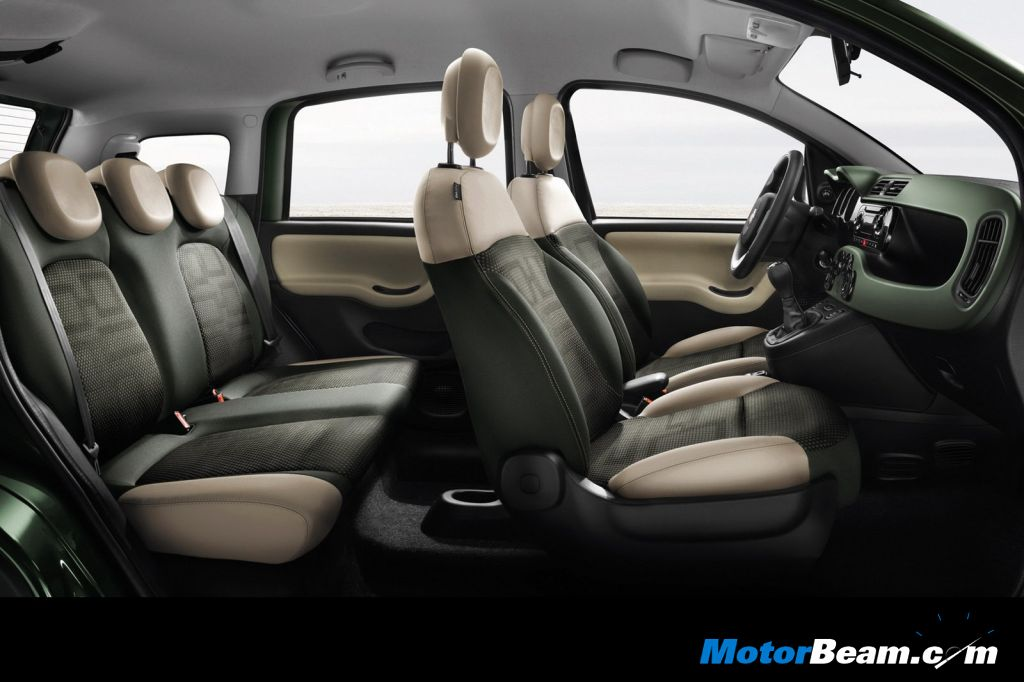 2013 Fiat Panda 4x4 Crossover Pictures and Details | MotorBeam ...