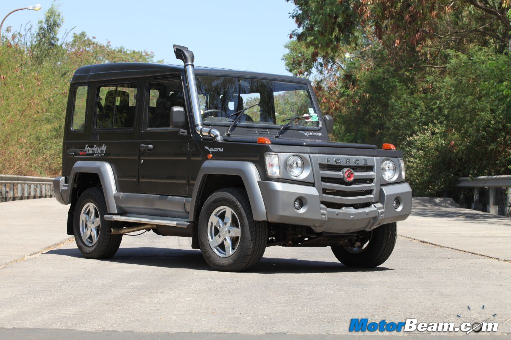 2013 Force Gurkha Hard Top Review
