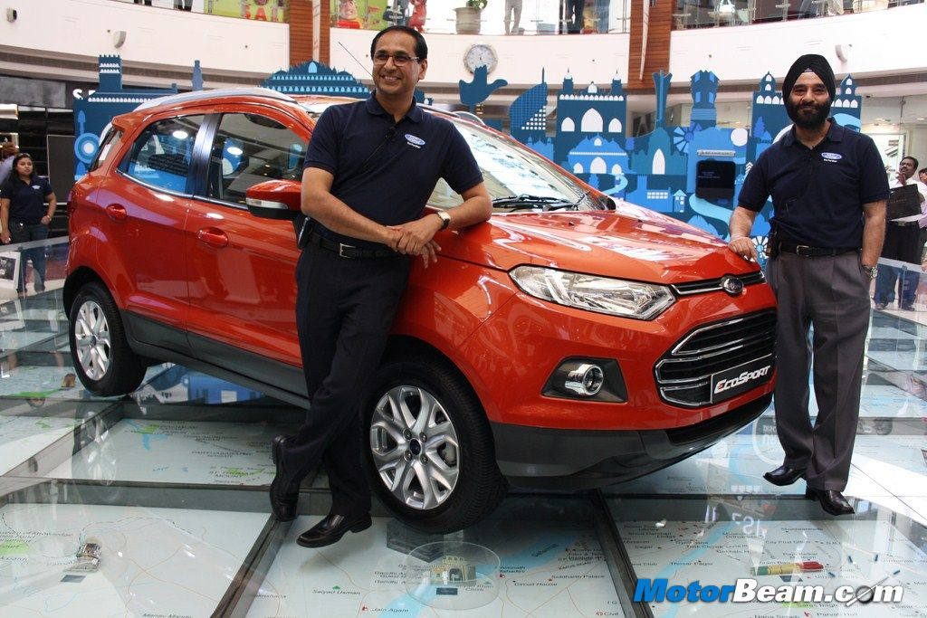 2013 Ford EcoSport Unveil