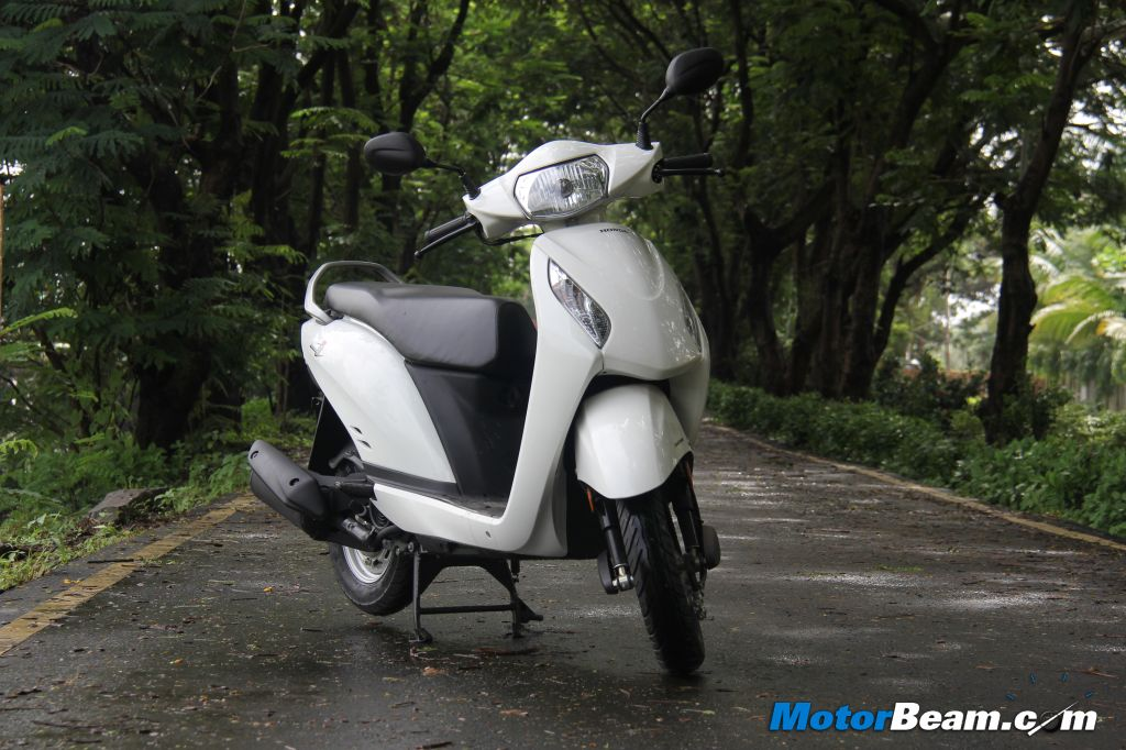2013 Honda Activa-i Test Ride Review
