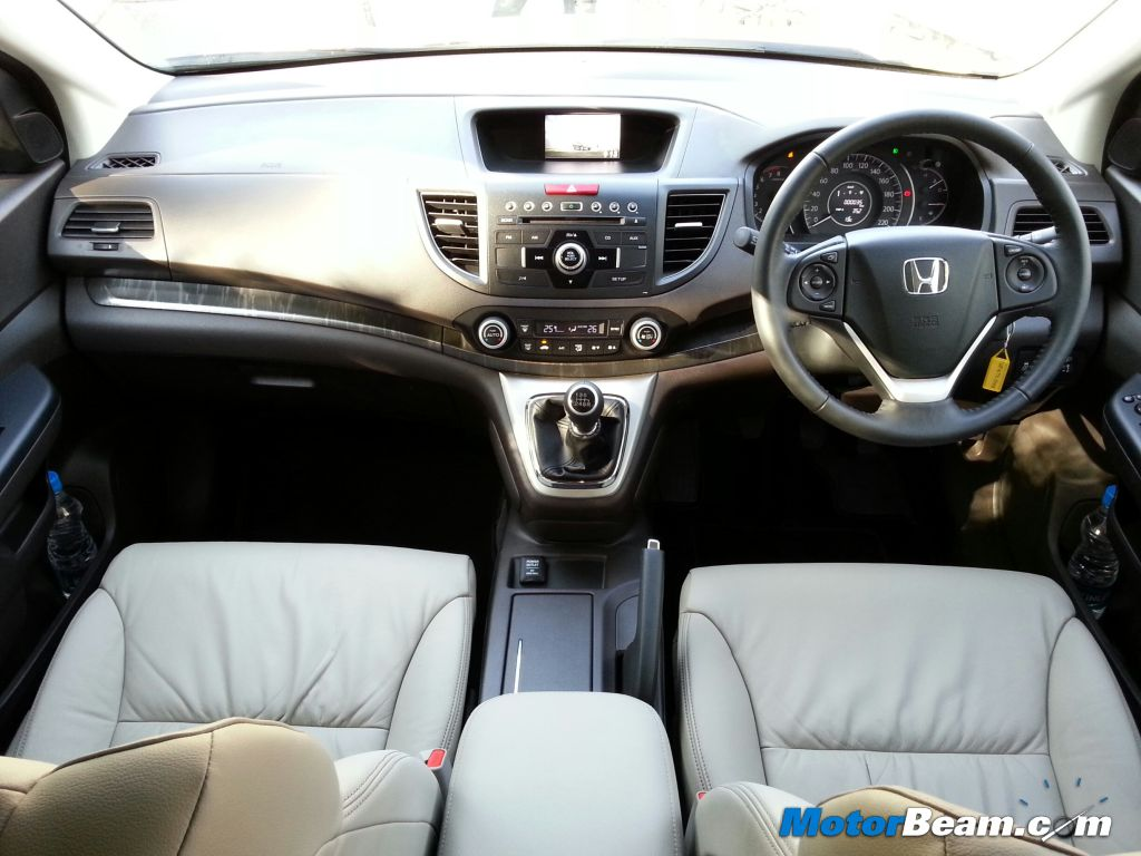 2013 Honda CR-V Dashboard