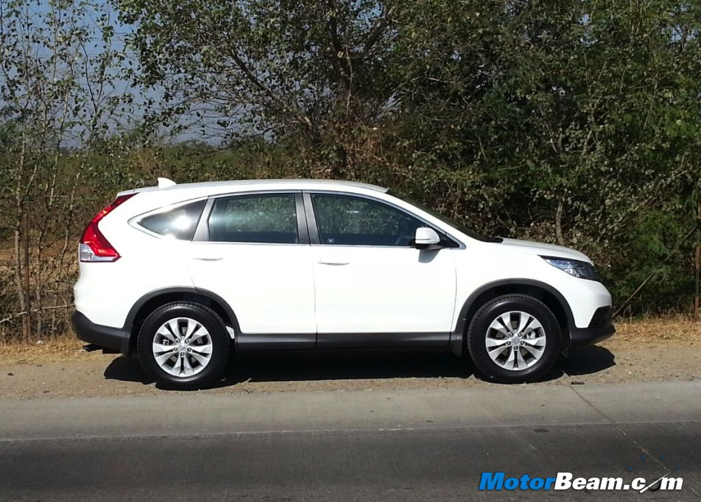 2013 Honda CR-V India Launch